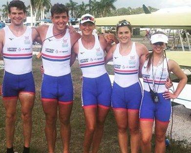 World Championship Crew