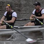 Worcester Mens double scull racing