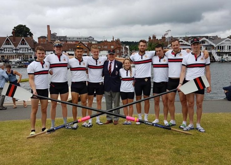 Worcester Men at Henley 2017