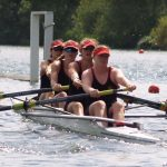 Worcester Racing at Henley Womens Regatta 2017